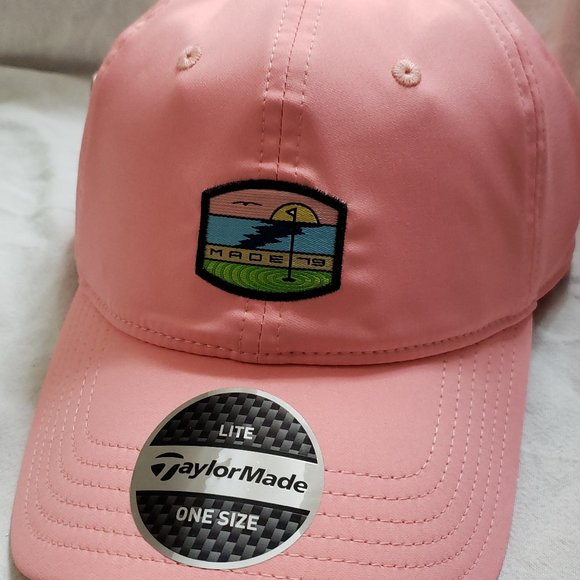 MIAMI MADE 79 TAYLORMADE LITE ONE SIZE PINK HAT